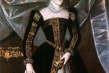 1560-1580 Female Clothing / by Nadine Baylis