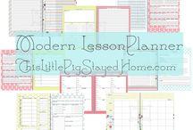 Lesson planner?