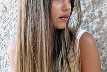Hair - Straight