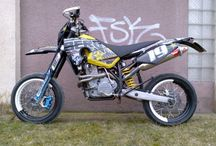 Supermoto decals