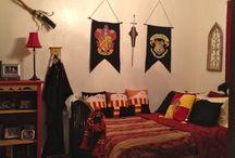 Комната Гарри Поттера