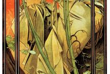 A. Mucha magnificence / Pleasure for the mind
