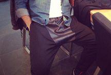 Joko Creation / 100% Made in Belgium Harem Pants