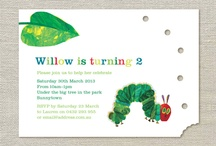 Hungry caterpillar  / by Ashley Culley