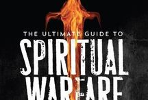 The Ultimate Guide to Spiritual Warfare / Let me teach you to fight FROM victory, not for victory, in this new book which releases 4th August 2015.