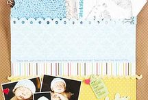 Baby book page ideas / by Kathleen Driggers