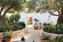 Maroccan Gardens