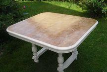 TABLE RENE II