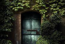 Kapuk, ajtók, ablakok