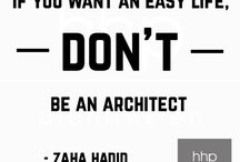 A Life of an Architecture Student