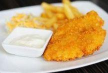 Cuisine :Plats principaux : poissons