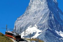 Alpen zwitserland