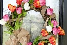 Wreaths / by Kasie Gepford