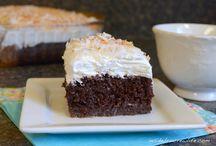 cakes / Chocolate cake