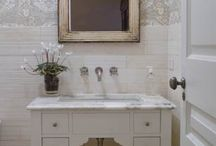 Powder Rooms / by Andrea Hartley Croce