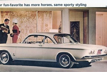 Corvair / by Gary Utter