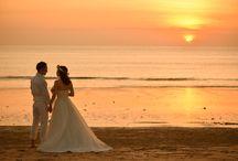 サンセットビーチフォトツアー / しっとりとしたロマンティックなサンセットフォトツアー
