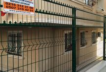 panel çit / panel çit imalat ve montaj
