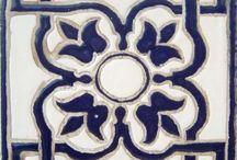 Azulejos-Corda Seca