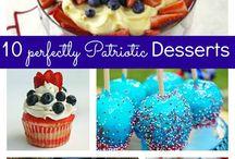 deserts :)