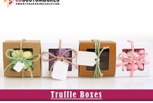 Truffle Boxes / Truffle Boxes Printing and Designing Services. Get 40% Discount on custom Truffle Boxes. Free Shipping and design Service.