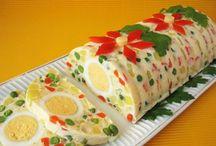 Majonézes saláta