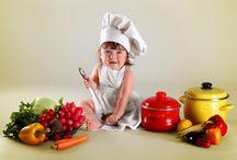 Baby foods / Babák és gyermekek egészséges táplálása