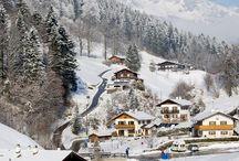 Alps in Winter / Alps in Winter