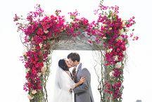 Fuchsia Wedding, Event, & Decor Ideas / by CV Linens