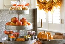Fall / Thanksgiving / fall and thanksgiving ideas / by Cyndi Little
