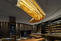 Interiors . Hotels & Restaurants