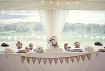 Wedding Marquee Decorations and Ideas! / Wedding marquees give you the complete blank canvas to decorate in your own style. So how do you want yours to look?  Take some inspiration from this collection of ideas.