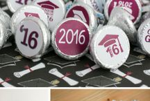 Po's graduation party ideas