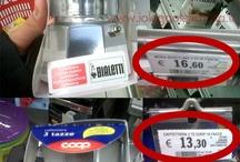 CAFFETTIERA MOKA LA PREFERITA IN PERIODO DI CRISI / by Io leggo l'etichetta