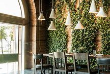 Restaurant Interior Photography / inspiration