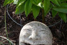 Cement faces