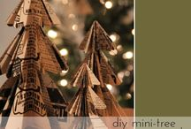 Book Paper Crafts / Check out all the things that you can make using book pages from discarded books!