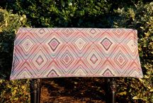 Pink & Deep Turquoise Designer Saddle Pad With Tack Ideas / Featuring a one of a kind designer saddle pad with additional complimentary tack ideas.