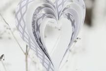 INSPIRATION: hearts / DIY and design ideas with hearts
