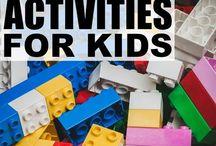 Luke & Finn Summer Activities / by Debbie McIntyre