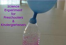 Kindergarten Experiments