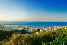 Panoramic Views Rethymnon Crete
