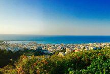 Panoramic Views Rethymnon Crete