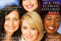 Real Women of Kebelo - Kebelo Magazine / The Spring/Summer Kebelo magazine is dedicated to the 1000s of women who use our products each and every day. The true ambassadors and  driving force of the brand. This issue is all about 'The Real Women of Kebelo'