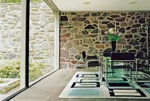 Wood, Stone, Bricks & Concrete