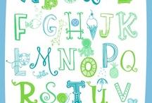 Alphabets/Fonts