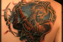 Finale tattoos / From episode 108 of Ink Master / by SPIKE Ink Master