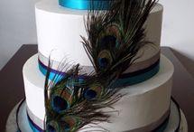 Themed Wedding Cakes / Themed wedding cakes