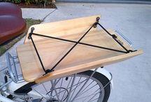 bagażniki rowerowe i podobne inspiracje