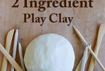 Play Clay / Play Clay DIY